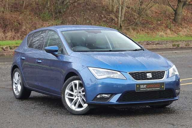 SEAT Leon 1.2 TSi (110ps) SE Dynamic 5 Door