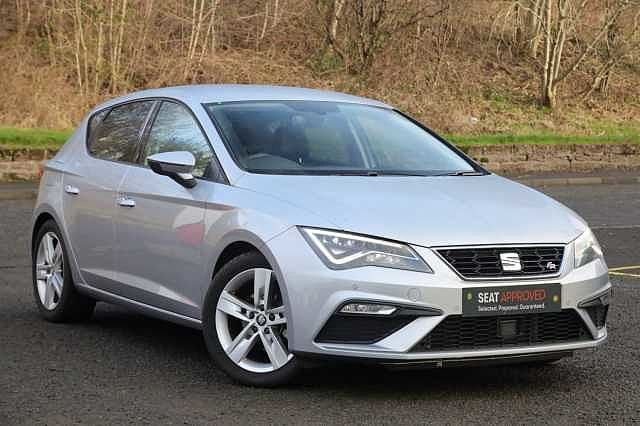 SEAT Leon Leon 5 Door 1.5 TSI EVO (130ps) FR