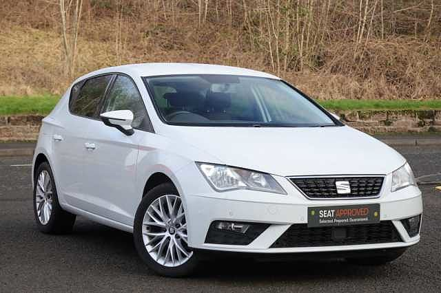 SEAT Leon 5dr 1.0 TSI SE Dynamic (115 PS)