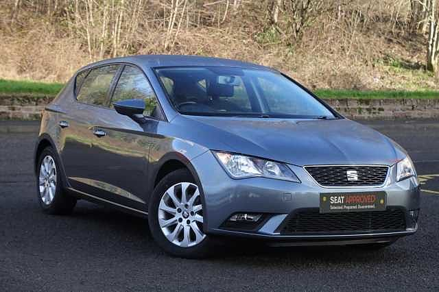 SEAT Leon 1.6 TDI CR SE Hatchback 5-Door Leon 5 Door 1.6 TDI CR SE Hatchback