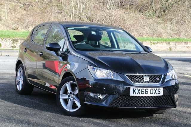 SEAT Ibiza 1.0 EcoTSI 110PS FR Technology DSG 5-Door