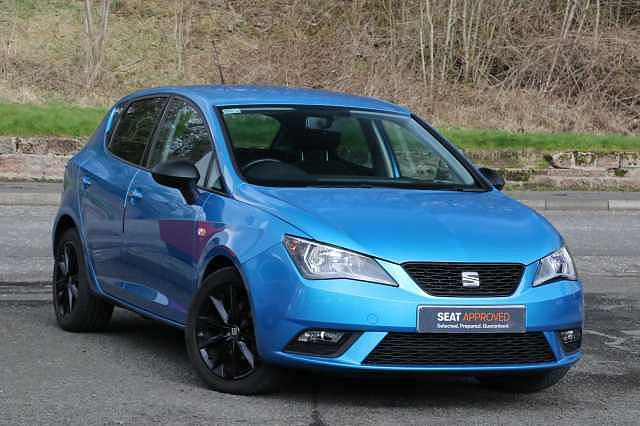 SEAT Ibiza 1.2 TSI (90ps) SE Technology 5-Door