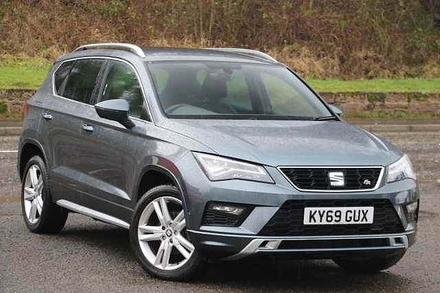 SEAT Ateca SUV 1.5 TSI EVO (150ps) FR 5-Door