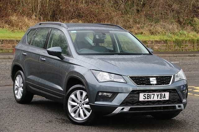 SEAT Ateca SUV 1.0 TSI (115ps) SE Ecomotive 5-Door