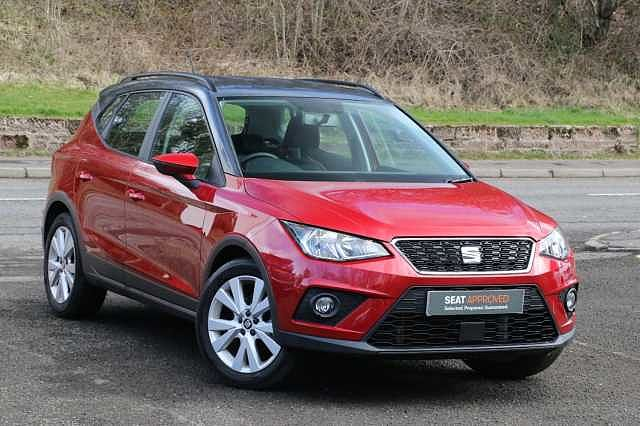 SEAT Arona 1.0 TSI (115ps) SE Technology DSG SUV