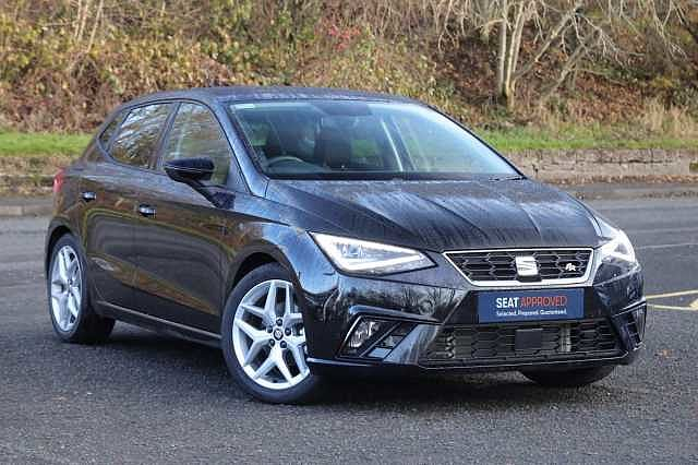 SEAT Ibiza Ibiza 5 Door 1.0 TSI (115ps) FR
